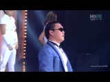 видео-пародия на хип-хоп Gangnam style от корейского певца PSY